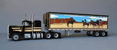 Smokey and the Bandit Kenworth 900-A