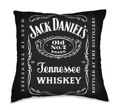 Capa de Almofada Jack Daniel's.