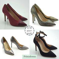 #Γυναικεία παπούτσια - γόβες στην Πάτρα από Primadonna Heels, Fashion, Heel, Moda, Fashion Styles, High Heel, Fashion Illustrations, Stiletto Heels, High Heels