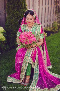 Pakistani Bride | Qui Photography