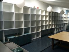 Built in storage unit