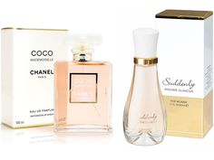 Revealed: Lidl's perfume smells identical to Chanel's scent - but the difference is in the bottle - magda vanheel - Huidverzorging Perfume Diesel, Perfume Bottles, La Rive In Woman, Charlotte Tilbury, Jeffree Star, Mademoiselle Coco Chanel, Make Up Dupes, Beauty Makeup, Dupes