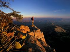 Hike Outer Mountain/Navajo Loop Trails - Big Bend National Park