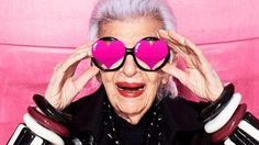Iris Apfel Has Her Own Emojis Despite Not Knowing What an Emoji Is — Design News
