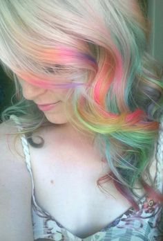 Ursula Goff is a is a super talented colourist, with a passion for rainbows and vibrant hair colour. Today she talks to us about life as a #rainbowhair artist and shares some of her creations... Read it here: www.rainbowhairco...