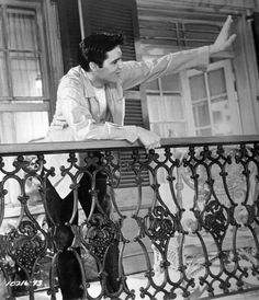 Elvis in the Film King Creole