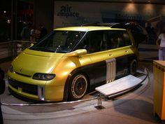 Renault Espace F1 Concept de 1995