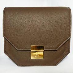 Geometris bag vose_2017 #slingbag #clutch #leatherbag