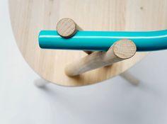 Stuck Chair by Oato Design Studio - InteriorZine