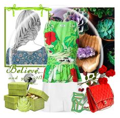 """""""love green.."""" by ainzme ❤ liked on Polyvore"""