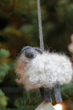 sheep ornament!