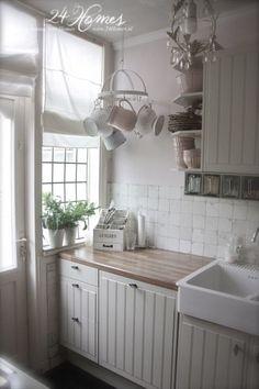 Beautiful back door kitchen.