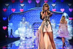 Taylor Swift at VS Fashion Show 2014 #vsfashionshow #singer #beauty #performing #taylorswift #celebrity #victoriassecret #lingerie #fashion #underwear #pretty #amazing #hair #body #cute #sweet #confidence #singing #beautiful #outfit #styling #homewear #hot