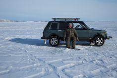Há programa melhor para um dia de feriado que tirar seuNiva da garagemeir pescar? Foi o que esse cidadão russo fez, em Magadan, Extremo Leste da Rússia. O curiosoé como acontecem os fatosneste…