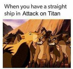 All my ships Levi x Hanji Mikasa x Eren Ymir x Krista Sasha x Connie Jean x Mikasa Armin x Mikasa  Marco x☠️(sorry) Annie x Armin Attack on titan x consumption of my soul❤️