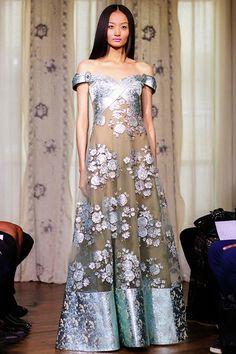 Dany Atrache  2014-2015 Fall Winter Haute Couture Collection