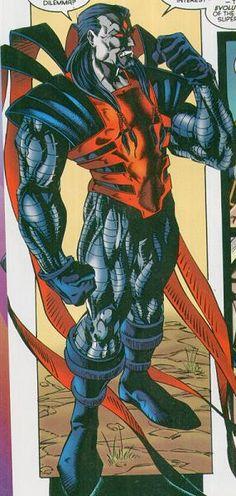 Mr Sinister aka Nathaniel Essex (Age Of Apocalypse - Alternate Timeline)