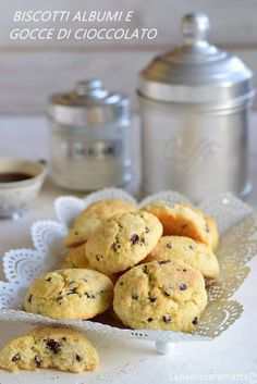 Sicilian Recipes, Cake & Co, Cookie Box, Latest Recipe, Mini Desserts, I Foods, Cake Recipes, Recipies, Muffin