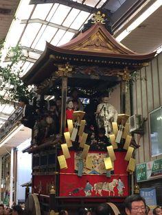 湯立山 大津祭本祭 Otsu shiga Japan
