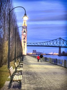 Vieux Montreal, Montreal, #Canada