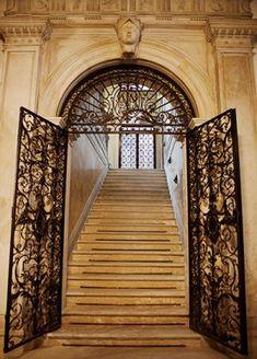 aman-canal-grande-venice-lobby-gates.jpg #methodcandles   #firstimpressions
