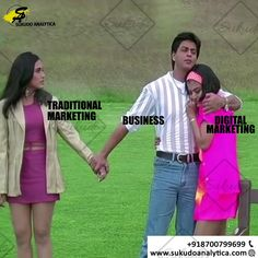 When you know Digital Marketing is crucial, but still Traditional Marketing is your Bae. 😉😉 #digitalmarketing . . . Contact Us For Free Consult! . . #growth #constantcontact #supportsmallbusiness #marketingautomation #marketingonline #marketing #smallbiztips #smallbusiness #marketingtips #onlinebusiness #branding #emailmarketing #onlinemarketing #businessowner #business #businessgrowth #emaillist #entrepreneur #emailmarketingtips #marketingplan #sukudoanalytica Marketing Automation, Marketing Plan, Business Marketing, Online Marketing, Online Business, Best Digital Marketing Company, Support Small Business, Branding, Brand Management