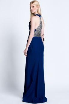 Gece Elbisesi Gece Mavisi 1
