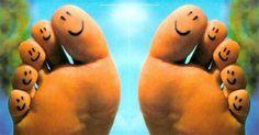 Happy toes