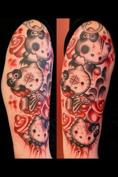 Image result for japanese cat tattoo