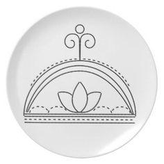 Sky dome plates