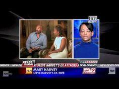 STEVE HARVEY'S RESPONSE TO EX WIFE RANT (UPDATE)