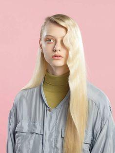 Asia, Othilia and Nastya K. Portraits (Another Magazine)