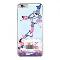 Got7 Fly  Kpop Phone Case for iPhone by KPOPinHANDMADE on Etsy