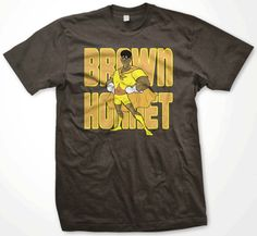 Conceived as the Black version of the Green Hornet by the great Bill Cosby back in the late 70's. The Brown Hornet and his trusty side kicks Stinger and Tweeterbell got the job done week in and week out while bringing inspiration to many. $25