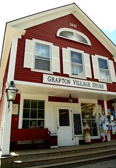 Grafton Village Store in Grafton, Vermont
