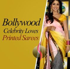 Printed Sarees Loves By Bollywood Star – Celebrity Favorite Sarees - She9 | Change the Life Style