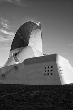 Auditorio de Tenerife, Santiago Calatrava