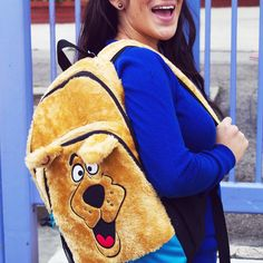 Scooby's got your back...pack #scooby #scoobydoo #backpack #backtoschool #cartoon #accessories
