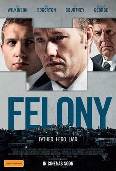 Felony [HD] (2013) | CB01.ME | FILM GRATIS HD STREAMING E DOWNLOAD ALTA DEFINIZIONE