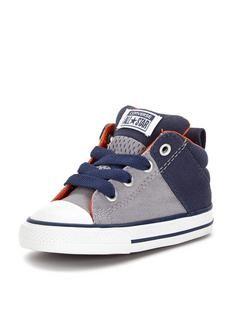 6ac47bbc3 Converse chuck taylor all-star axel mid toddler plimsolls Kids Converse,  Plimsolls, Converse