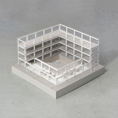 Since 1998 the Web Atlas of Contemporary Architecture Contemporary Architecture, Architecture Design, Architecture Models, Structural Model, 3d Modelle, Keep The Lights On, Arch Model, Ideal Tools, Meeting Place