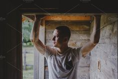 Portrait of Strong Man in Old House by Pro.Motion on @creativemarket man, old, male, model, guy, portrait, attractive, house, handsome, strong, fashion, person, outdoor, adult, lifestyle, sexy, macho, tattoo, background, people, caucasian, looking, urban, stylish, black, arm, young, boy, casual, modern, style, concept, cool, trendy, fashionable, nude, beard, vintage, beauty, one, wall, posing, beautiful, white, ancient, middle-aged, wooden, fitness, fit, muscle