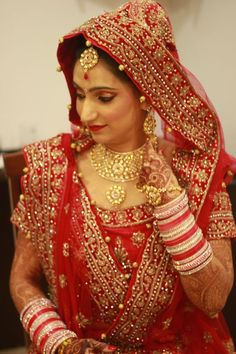 Bridal Makeover by Art of Hair and Makeup
