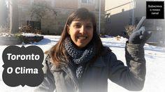 Primeiro áudio da série Toronto - O Clima, em  https://soundcloud.com/lia-cl-udia/toronto-1-o-clima Pode ver o vídeo em https://www.youtube.com/watch?v=HVWlba5dvFc