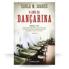 Sinfonia dos Livros: Novidade Marcador | O Ano da Dançarina | Carla M. ...