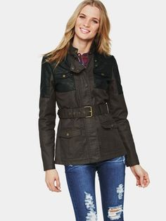 South Quilted PU Trim Wax Jacket, http://www.very.co.uk/south-quilted-pu-trim-wax-jacket/1269117394.prd