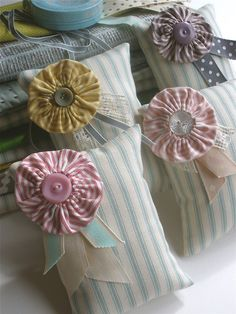 Pretty stitchy things from etsy!