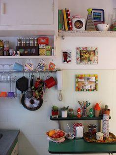 Como Organizar a Cozinha sem Armários