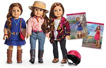 Saige Doll | Girl of the Year 2013 | American Girl ® This is her Saige starter collection