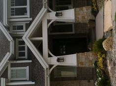 Craftsman detail which can be added to any home